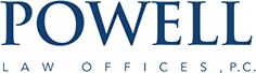 Logo of Powell Law Offices, P.C.